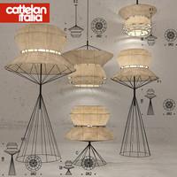 cattelan 3d model