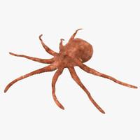 3dsmax octopus 1