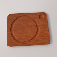 trencher plate 3d 3ds
