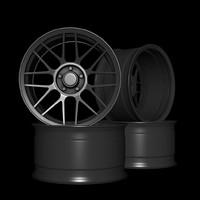3d rims - model