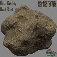 blender rock 9