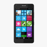 microsoft lumia 640 lte 3d max