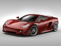 3ds ascari car