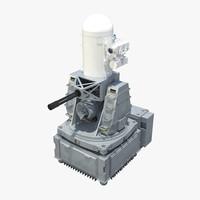3d phalanx ciws block-1b model