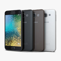 3d samsung galaxy e5 color