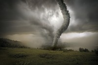 Maya Tornado Effects Asset