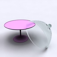 cake stand 3d max