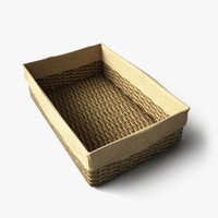 3d wicker basket 1