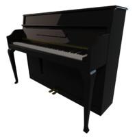 fbx piano