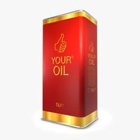 Olive Oil 5 Liter