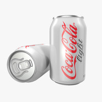 3d aluminum 0 33l coca cola