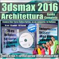 Corso 3ds max 2016 Architettura Guida Completa 1 Mese