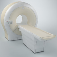 MRI - Philips Achieva 1.5T- Scanner machine