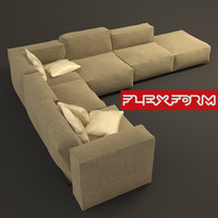 3d model flexform lario