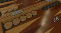 3d backgammon