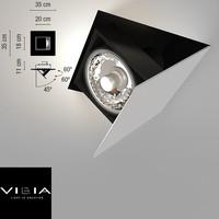 3d model of vibia
