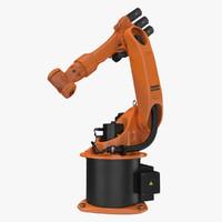 3d model kuka robot kr 16-3