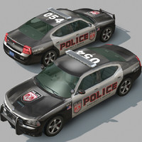 Police Car06 - Dodge City