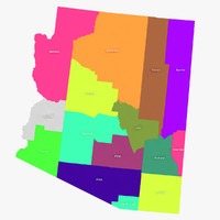 max arizona counties