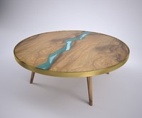 3d design table