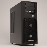 3d model gigabyte gz-g1