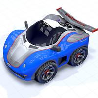 3d car sport