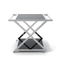 Ralph Lauren Cliff House bar Cart Table