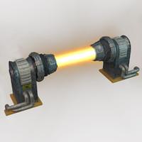 sci fi plasma generator max