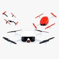 maya quadrocopter