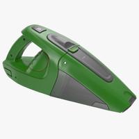 3ds max handheld vacuum cleaner generic