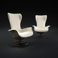 maya tilt-swivel-wing-chair