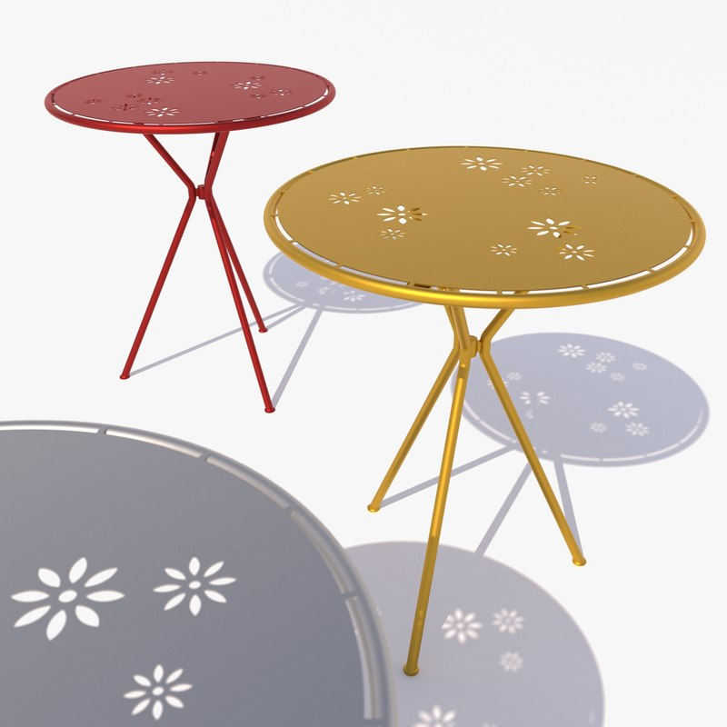 Table unopiu happy hour 3ds free for Table exterieur unopiu