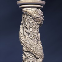 column dragon max