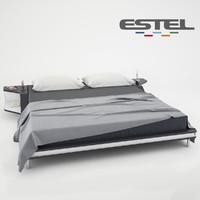 3d bed estel ayrton
