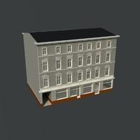 free max model european building