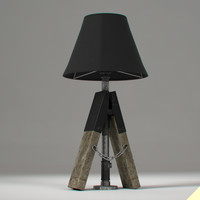 max lamp junk loft