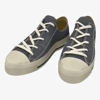3d model sneakers realistic