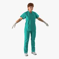 max female caucasian surgeon 2