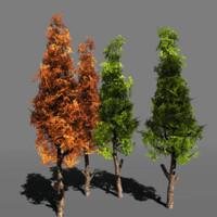 tree 1 3d 3ds