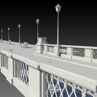 road park bridge 3ds