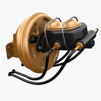 3ds master cylinder
