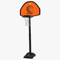 3dsmax basketball hoop 6