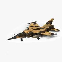 3d model f1 fighter