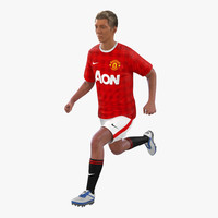 soccer player manchester united max