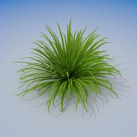 3d model grass