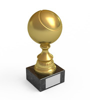 3ds max trophy tennis