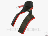 3d model of f1 neck protection formula