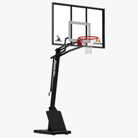 maya basketball hoop