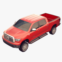3d toyota tundra model