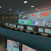 Intelligence Mission Control Center